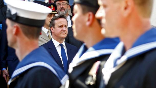 """Cameron will """"Islamischen Staat"""" härter bekämpfen"""