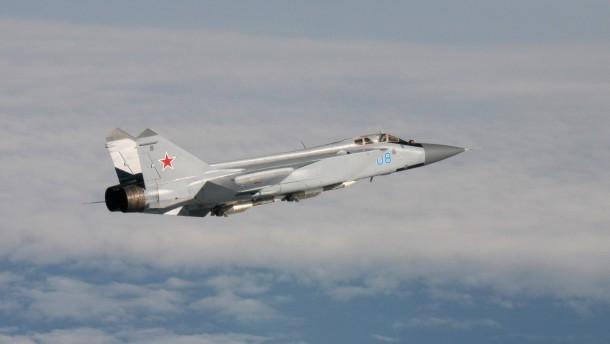 Russland hält die Nato in Atem