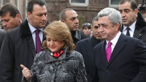 Presidential elections in Armenia