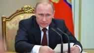 Putin wirft Westen Heuchelei vor
