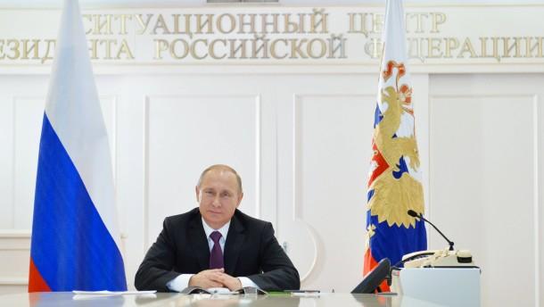 Putins neue Freunde