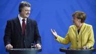 Es gibt keine Alternative zum Minsker Abkommen