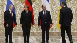 Die Erklärung von Minsk