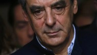 Macht dem FN das Leben schwer: Der konservative Kandidat Francois Fillon