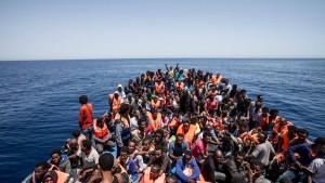 Flüchtlinge ohne Grenzen