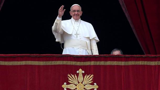 """Papst Franziskus: """"So viele Tränen in der Welt"""""""