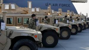 Russland warnt Amerika vor Waffenlieferungen