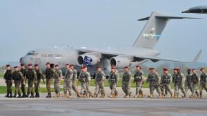 """Nato bildet """"Speerspitze"""" gegen Russland"""