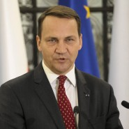 Der ehemalige polnische Außenminister Radoslaw Sikorski