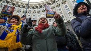 Europarat könnte in Kiew vermitteln