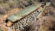 Ukraine bestreitet Einsatz von Streubomben