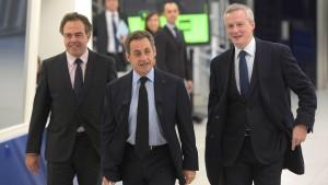 Sarkozy will UMP-Granden am Wiederaufbau beteiligen
