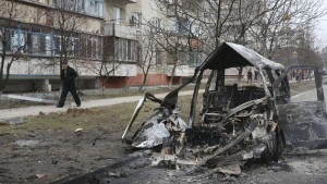 Tote bei Raketenangriff auf Mariupol