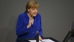 Merkel verlangt von Putin Einhaltung des Waffenstillstands