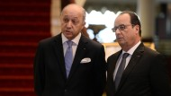 Hollande verlangt Aufklärung über BND-Abhöraffäre