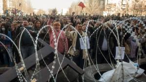 Kiew droht pro-russischen Separatisten mit Militäreinsatz
