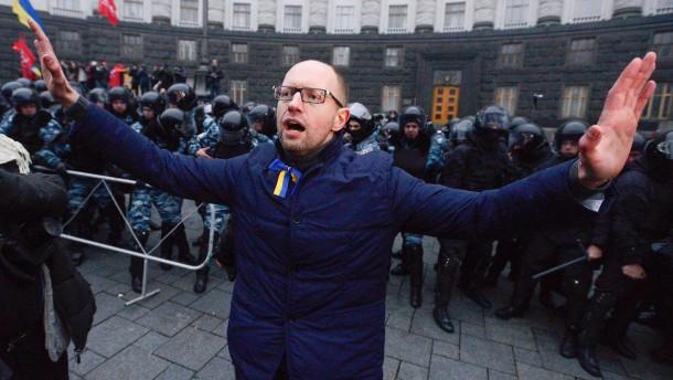 Der ukrainische Anti-Held