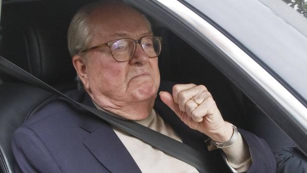 Papa Le Pen lässt nicht locker