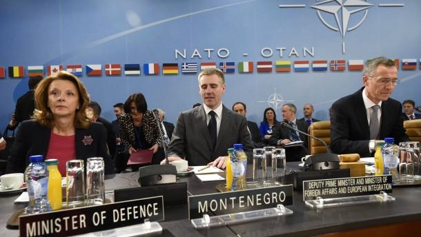 Ein Nato-Land unter russischem Einfluss