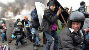 "Regierung behindert Aufklärung der ""Majdan-Morde"""