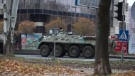 Nato bestätigt Anwesenheit russischer Waffen