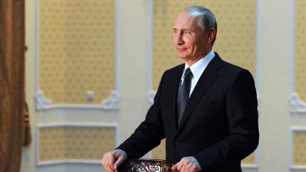 Putin drohte angeblich mit Einmarsch in Riga und Warschau