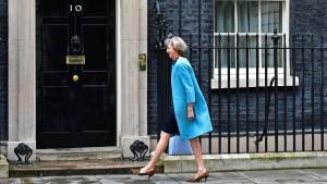 Der Weg für Theresa May ist frei