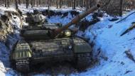 Der Abschuss eines Panzers der Separatisten soll dem Schützen mit 2400 Euro entlohnt werden.