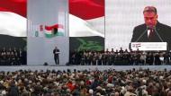 Pfiffe für Orban bei Aufstands-Gedenken