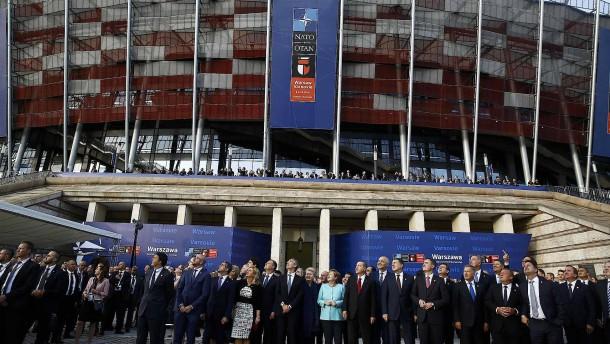 Die Beschlüsse des Nato-Gipfels