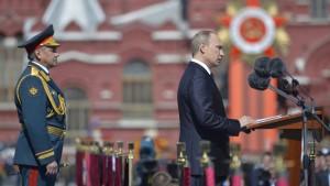Putin fordert weltweites Sicherheitssystem ohne militärische Blöcke