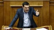 Eine Moschee spaltet die griechische Regierung