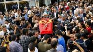Türkei verschiebt Gespräche über Flüchtlinge