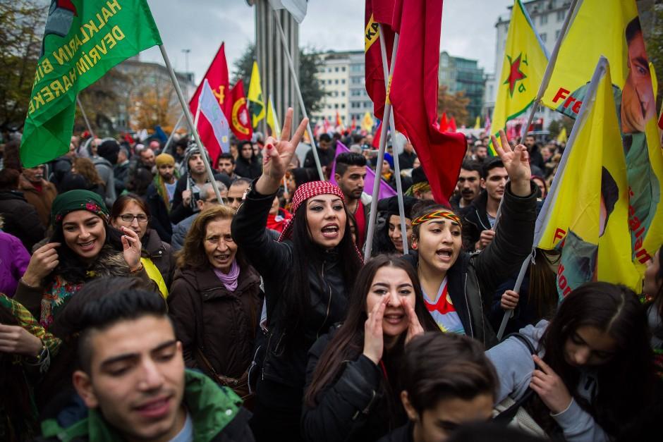 Gegen die Festnahmen in der Türkei: Demonstration am 5. November in Köln