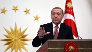 Erdogan legt nach