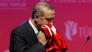 Ein schwarzer Tag für die Feinde der Türkei