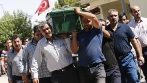 Türkei nimmt Angaben über Attentäter zurück