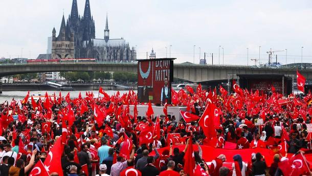 Türkei bestellt deutschen Geschäftsträger ein