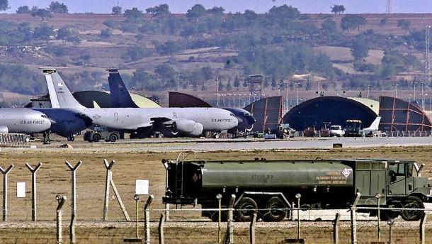 US-Luftwaffenbasis Incirlik in der Türkei