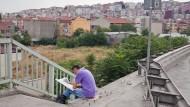 Kasimpaşa: In diesem Istanbuler Stadtteil kam Recep Tayyip Erdogan 1954 als Sohn eines Seemanns zur Welt