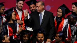 Erdogans redefreie Zeit ist vorbei