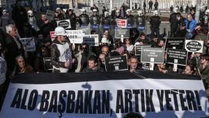Die Türkei und Europas demokratisches Niveau