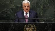 Amerika kritisiert Palästinenserpräsidenten