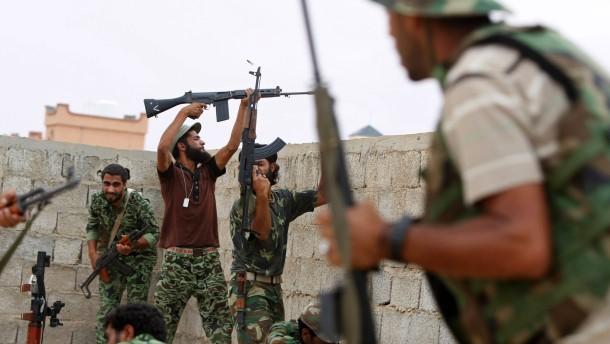 Weitere Beweise für Mord an Gaddafi