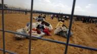 Zahl der Flüchtlinge aus Syrien stark übertrieben