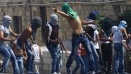 Angst vor einer dritten Intifada
