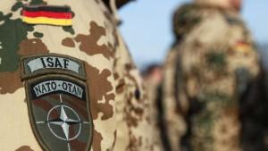 Nato dringt auf Truppen-Statut
