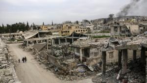 Islamisten dringen wieder nach Kobane vor