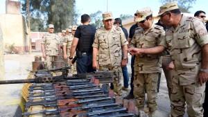 Die gefährlichste Terrorgruppe Ägyptens