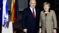 Deutsch-israelisches Regierungstreffen abgesagt
